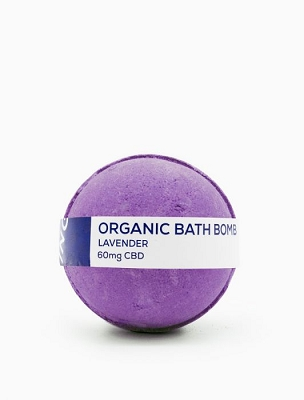 CBD Living | Bath Bomb 60mg