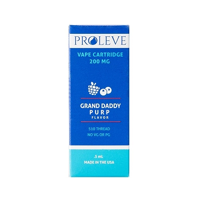 Proleve Cartridge | Grand Daddy Purp 200mg