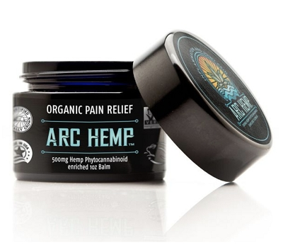 Arc Hemp Balm 500mg
