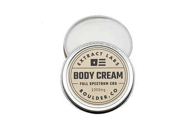 Extract Labs | Body Cream 1000mg