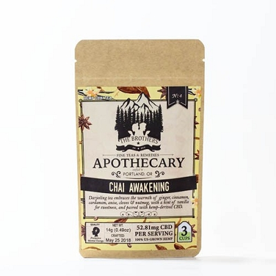The Brothers Apothecary Tea | Chai Awakening