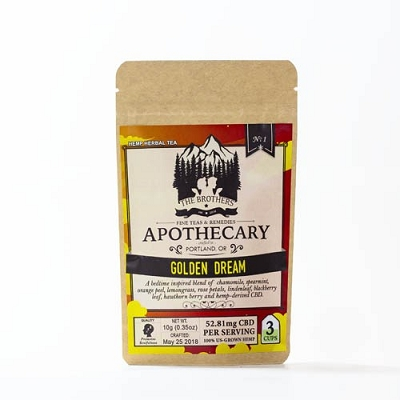 The Brothers Apothecary Tea | Golden Dream