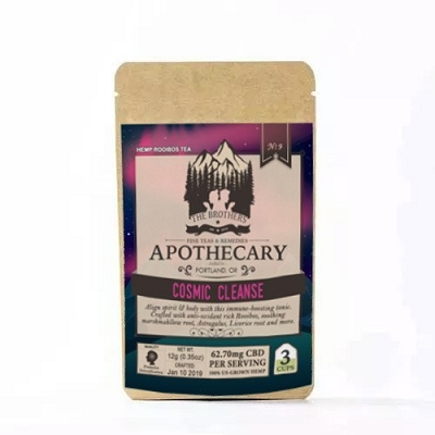 The Brothers Apothecary Tea | Cosmic Cleanse