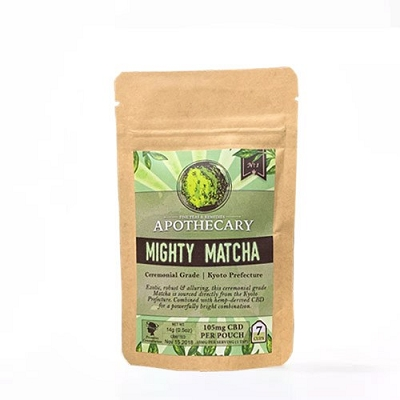 The Brothers Apothecary Tea | Mighty Matcha