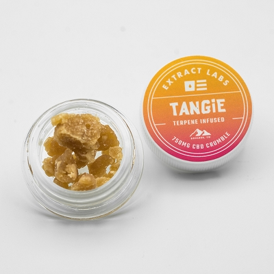 Extract Labs Crumble | 750mg Tangie