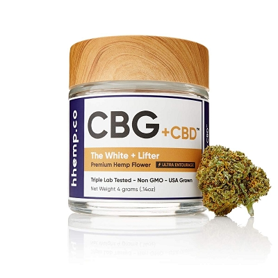 HHemp Flower | CBG + CBD Lifter 4g