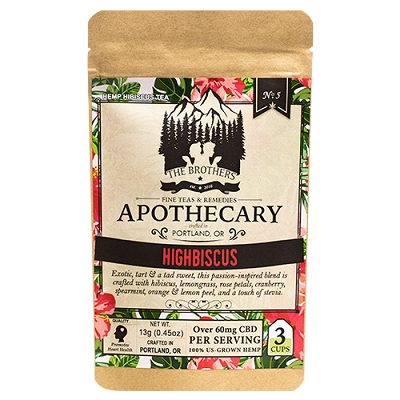 The Brothers Apothecary Tea | Highbiscus