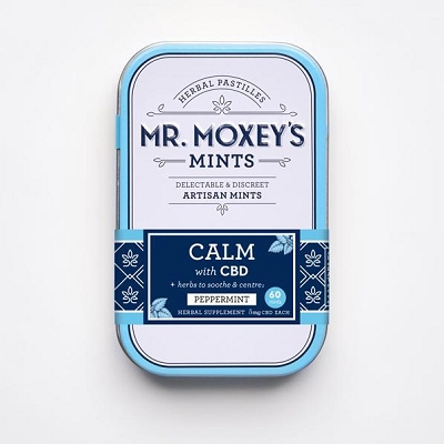 Mr. Moxey's Mints  | Peppermint CALM