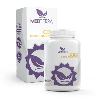 Medterra Wellness Capsules | Good Morning