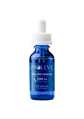 Pet CBD Oil | Full Spectrum 500mg