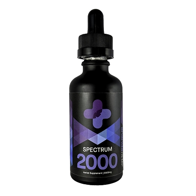 Ananda Hemp | Tincture 2000mg