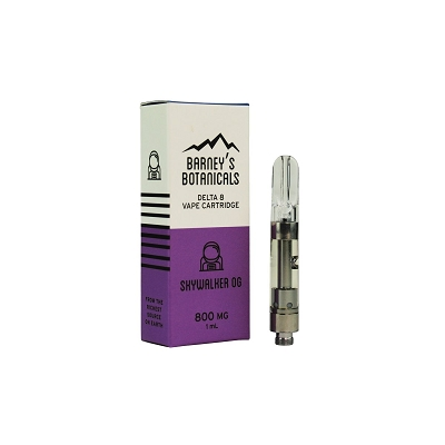 Delta 8 THC Cartridge | Skywalker OG 800mg