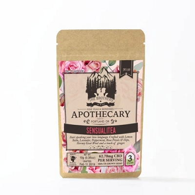 The Brothers Apothecary Tea | Sensualitea