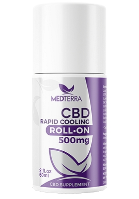 Medterra CBD Roll On | 500mg