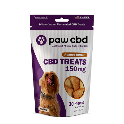 Dog Treats | paw cbdMD 150mg