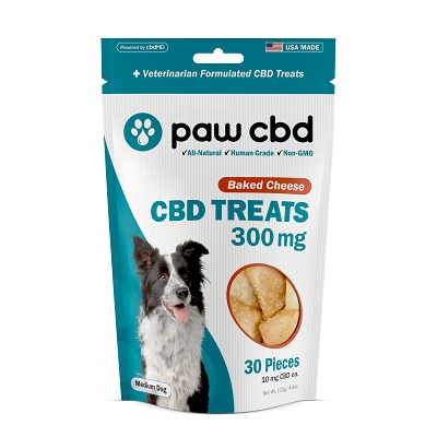 Dog Treats | paw cbdMD 300mg
