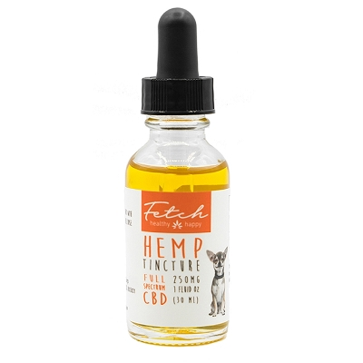 Extract Labs FETCH | 250mg Dog Tincture