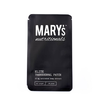 Mary's Nutritionals | Elite Patch 10mg