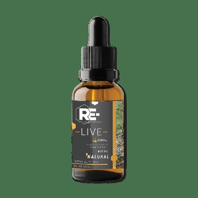 Re-Live Broad Spectrum | 1200mg Hemp CBD Extract