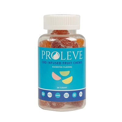Proleve Gummies 50mg | 30 Pack
