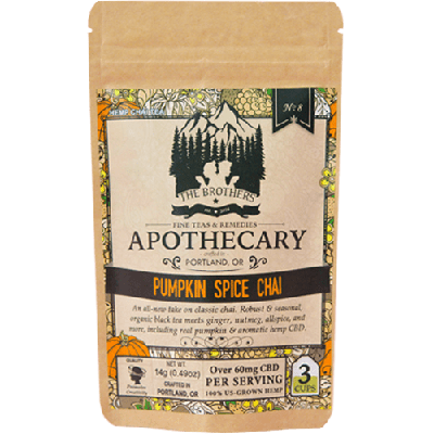 The Brothers Apothecary Tea | Pumpkin Spice Chai