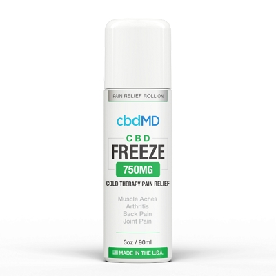 CBD Freeze Roll-on |cbdMD 750mg
