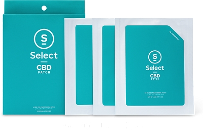 Select CBD | Patch 60mg