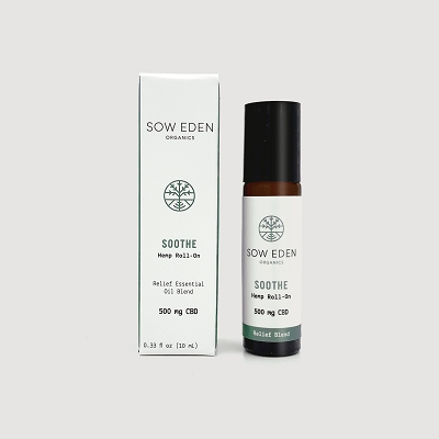 Soothe | Peppermint Relief Roller