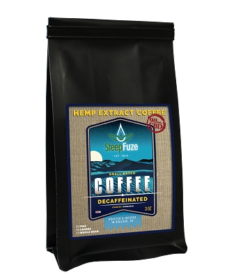 Steep Fuze Coffee | Decaffeinated 90mg