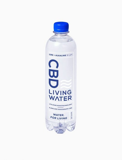 CBD Living | Single Water 10mg
