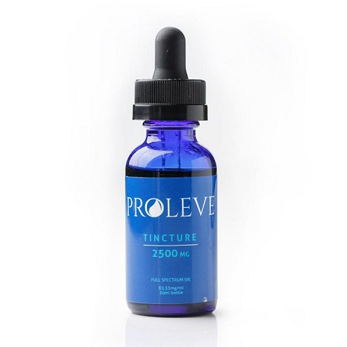 Proleve Wellness Drops | 2500mg Hemp CBD Extract
